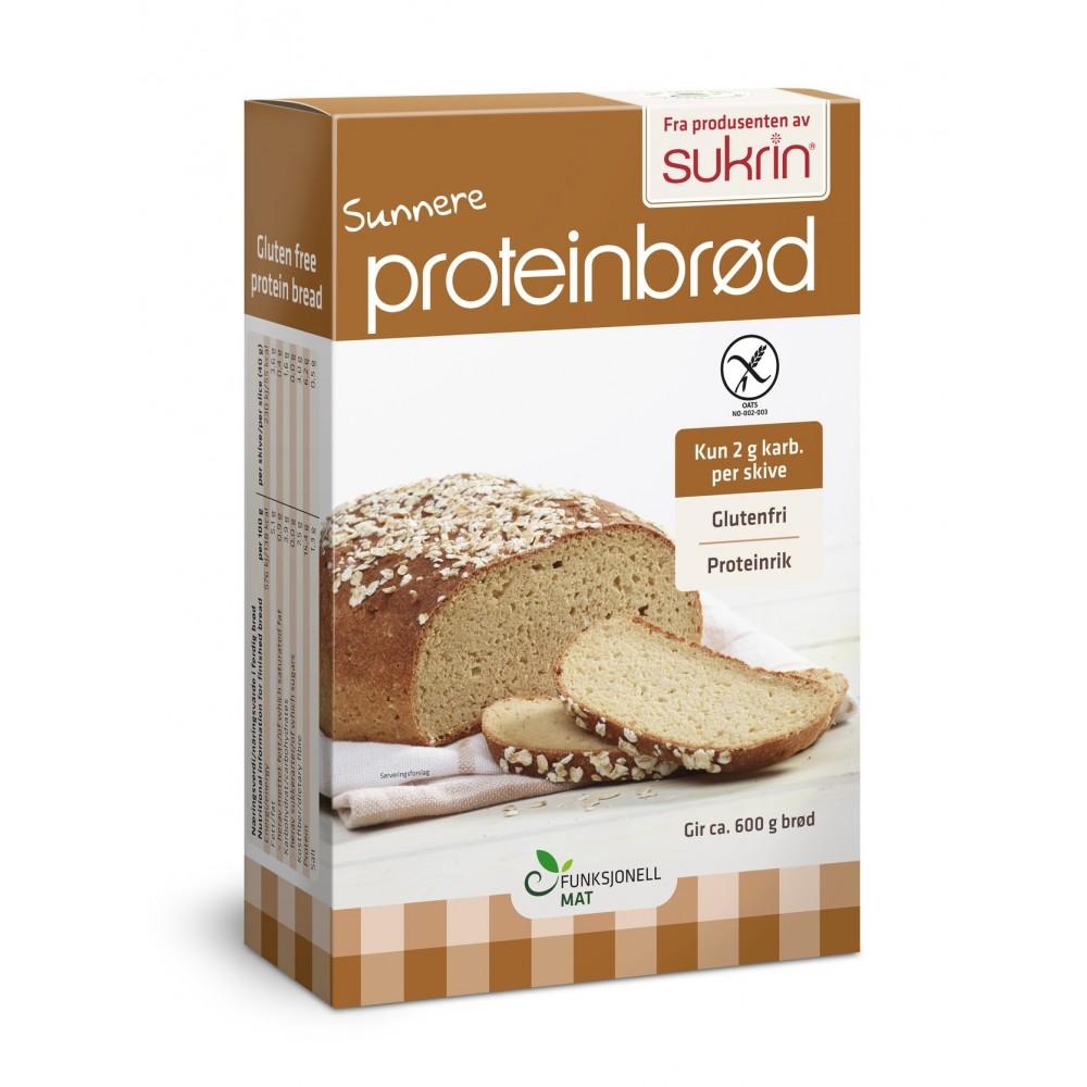 Proteinový chléb - brodmix (220g)
