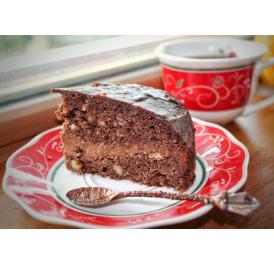 Low carb směs na čokoládový dort s ořechy 350g