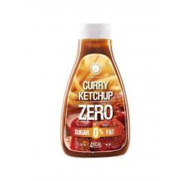 Curry ketchup zero 425g
