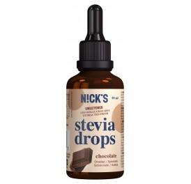 Čokoládová Stévie Drops (50ml)