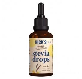 Vanilková Stévie Drops (50ml)