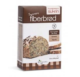 Vlákninový chléb - Brodmix Fiber (250 g)