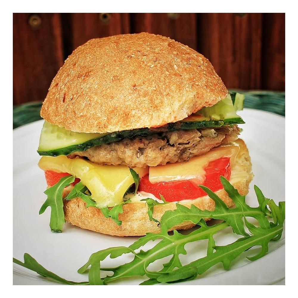 Mandlová LC směs na burger housky