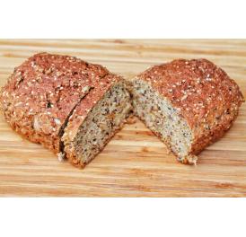 Vlákninový chléb - Fiberbrod (250 g)