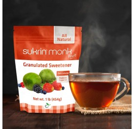 Sukrin Monk Fruit 454 g