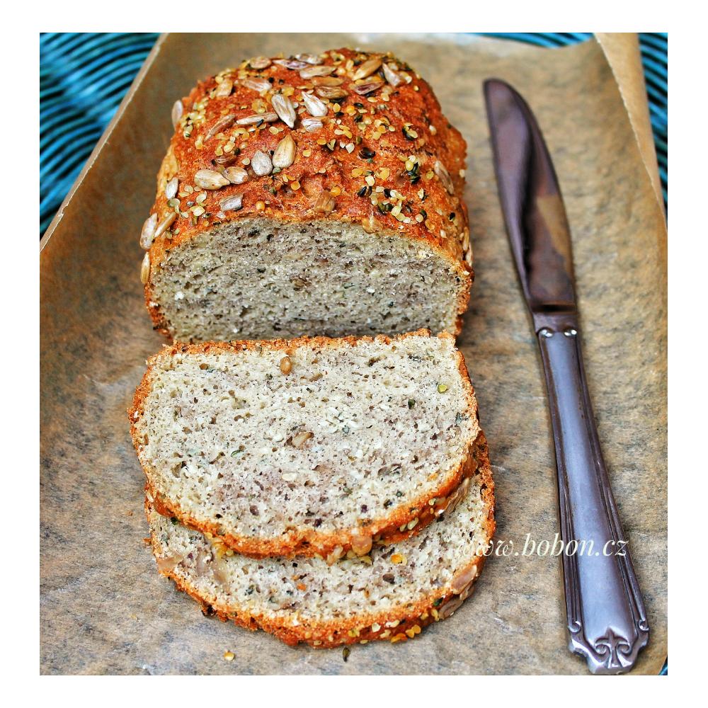 Nízkosacharidová směs na pečení LC chleba 170g